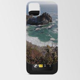 McWay Falls iPhone Card Case