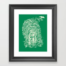 wildprint Framed Art Print