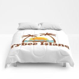 Tybee Island - Georgia. Comforters