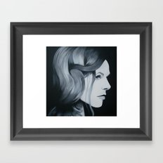Neko Muse Framed Art Print