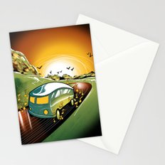 Killer Road Trip  Stationery Cards