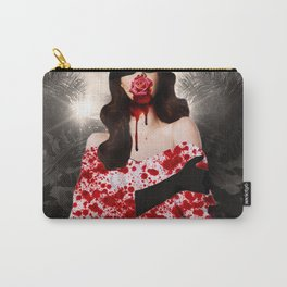Trouble In Acapulco Carry-All Pouch