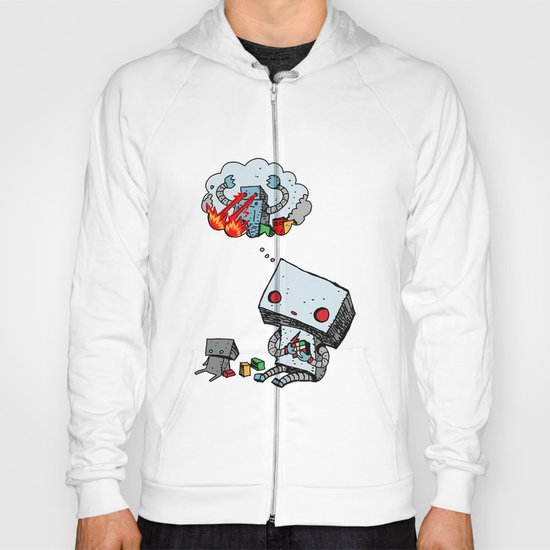 A Dream About the Future Hoody
