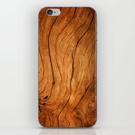 Wood Texture 99 iPhone Skin