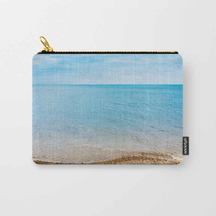 Tropical Beaches Carry-All Pouch