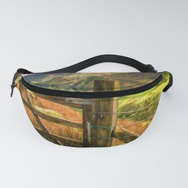 Valley Gate Snowdonia Fanny Pack