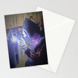 From light comes beauty Stationery Cards
