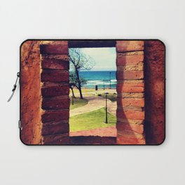 Framing Paradise Laptop Sleeve