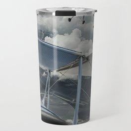 Biplane squadron Travel Mug