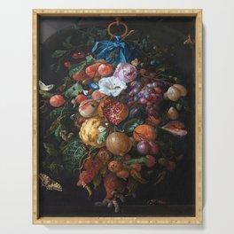 Dutch Floral Still life botanical print(digital download)PRINTABLE Art, botanical print, botanical Serving Tray