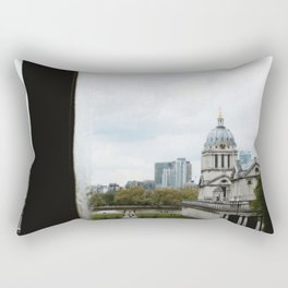 View from the Queen's House Rectangular Pillow