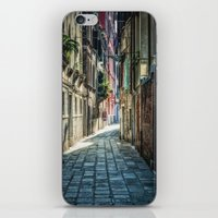 venice iPhone & iPod Skins featuring Venice by Traven Milovich