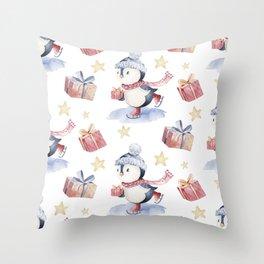 Winter wonderland 18 Throw Pillow