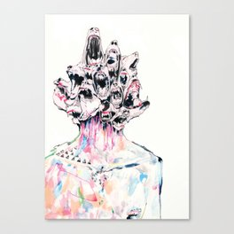 We need to talk Canvas Print