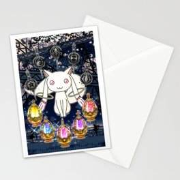 Kyubey Stationery Cards