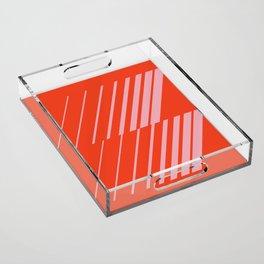 Rain Acrylic Tray