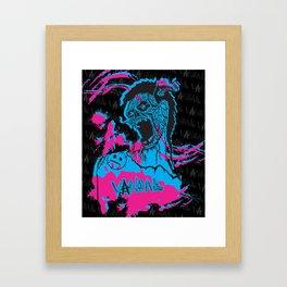 ZMB77 Framed Art Print