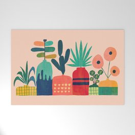 Plant mania Welcome Mat