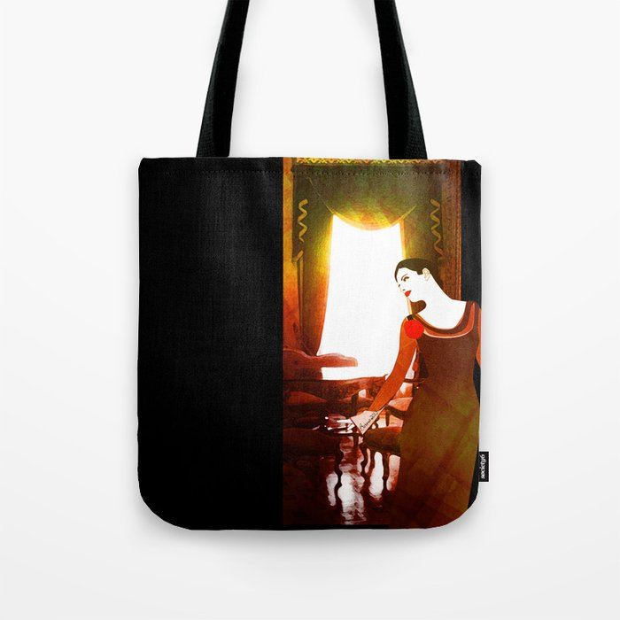 Sarayda Tote Bag