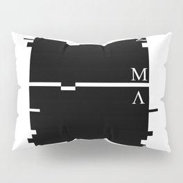 Cryptic Pillow Sham