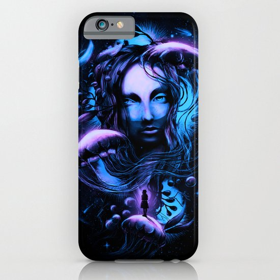 Ocean of Secrets iPhone & iPod Case