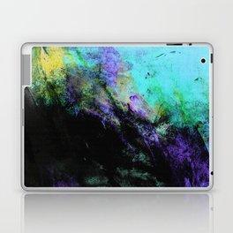 STORMY BLACK Laptop & iPad Skin
