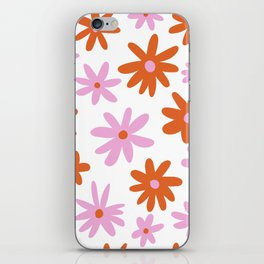 Bright Floral iPhone Skin