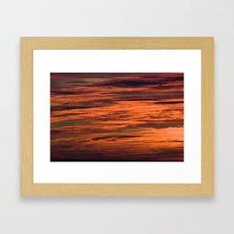 The Twilight Hours V Framed Art Print