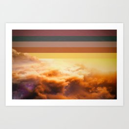 Colorscape V Art Print