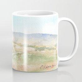 The Golan Heights - WC150615-12b Coffee Mug