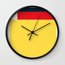 Mid Century Modern Vintage 25 Wall Clock