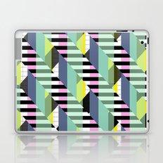 Stripped II Laptop & iPad Skin
