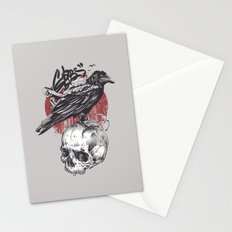 Ghetto Rise Up Stationery Cards
