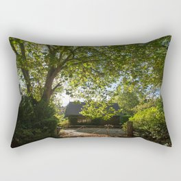Bebeah Gardens, Mount Wilson, Blue Mountains, Sydney Rectangular Pillow