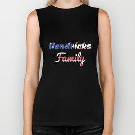 Hendricks Family Biker Tank