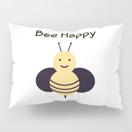Bee Happy Pillow Sham