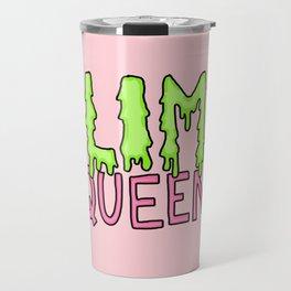 Slime Queen DIY Crafty Meme Trendy Typography Travel Mug