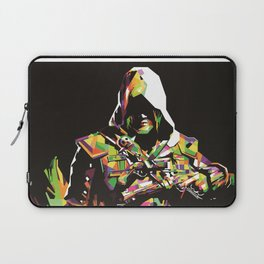 Assassin's Creed In Anomali WPAP Laptop Sleeve