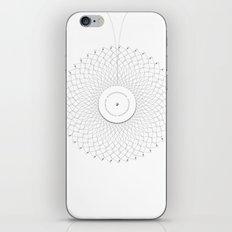 Spirobling X iPhone & iPod Skin