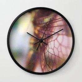 Dragonfly Wall Clock