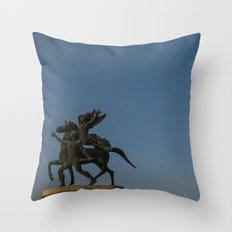 Keep Watch Throw Pillow