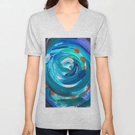 Spin Cycle Unisex V-Neck
