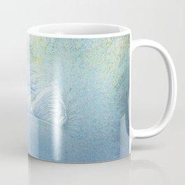 Frosty pattern (fragment) Coffee Mug