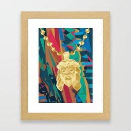Jesus Piece BYJC© Framed Art Print