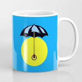 El Paraguas Loteria Mexican Pop Art Coffee Mug
