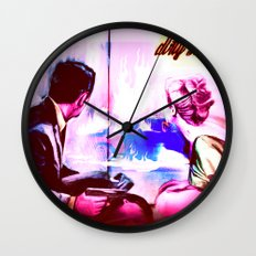 Dirty Rats Wall Clock