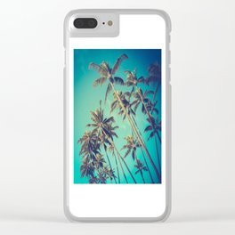 Hawaii Clear iPhone Case