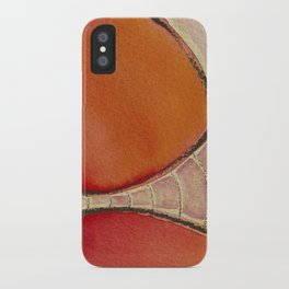 Tapas Abstract 2 iPhone Case