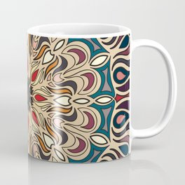 Mandala V Coffee Mug