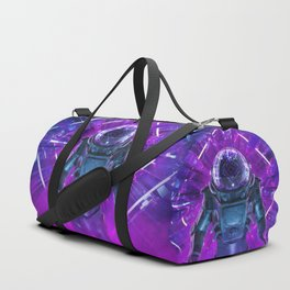 Entering The Unknown Duffle Bag